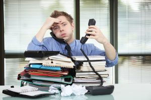 stress effects on your oral health