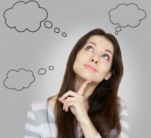 womanthinking